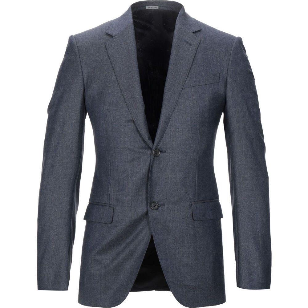 ランバン LANVIN メンズ スーツ・ジャケット アウター【blazer】Dark blue