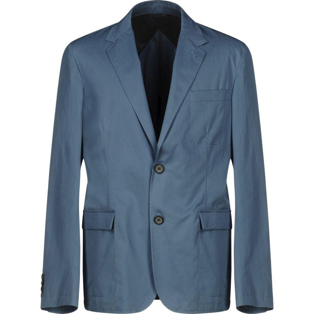 ランバン LANVIN メンズ スーツ・ジャケット アウター【blazer】Pastel blue