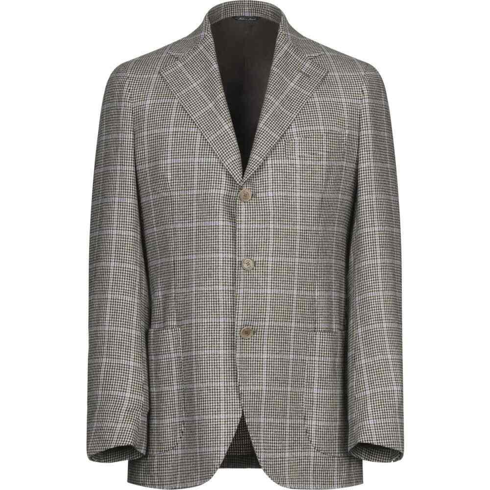 リビエラ RIVIERA Milano メンズ スーツ・ジャケット アウター【blazer】Black