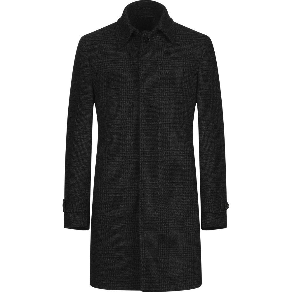 ロイヤル ロウ ROYAL ROW メンズ コート アウター【full-length jacket】Steel grey