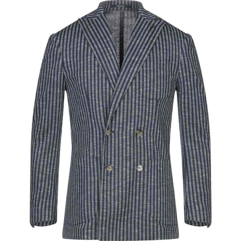 ロイヤル ロウ ROYAL ROW メンズ スーツ・ジャケット アウター【blazer】Dark blue