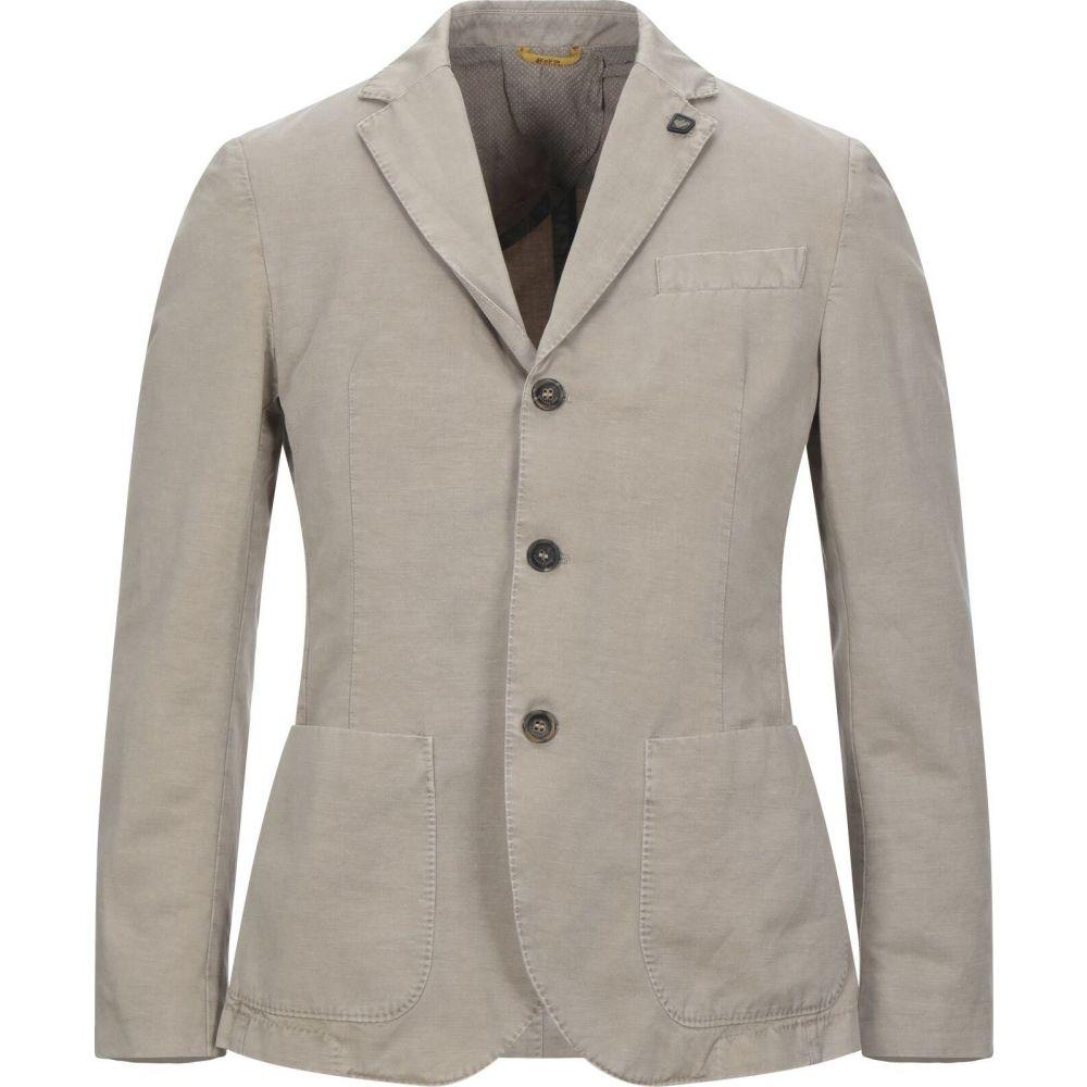 ロイロジャース ROY ROGER'S メンズ スーツ・ジャケット アウター【blazer】Sand