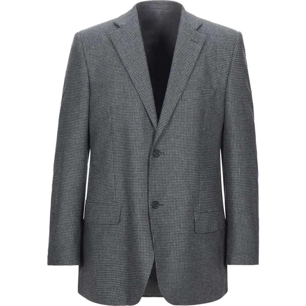 ルビアム LUBIAM メンズ スーツ・ジャケット アウター【blazer】Steel grey