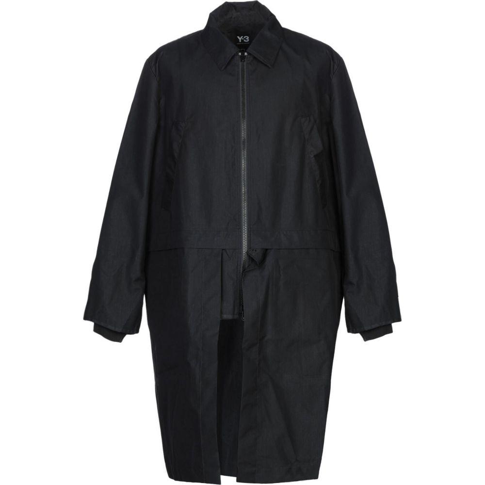 ワイスリー Y-3 メンズ コート アウター【full-length jacket】Black