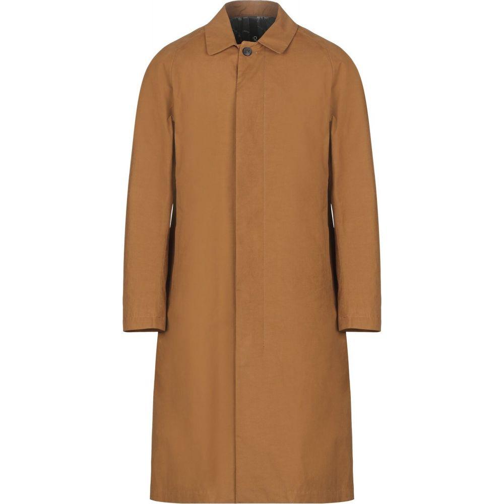 イーヴォ HEVO メンズ コート アウター【full-length jacket】Camel