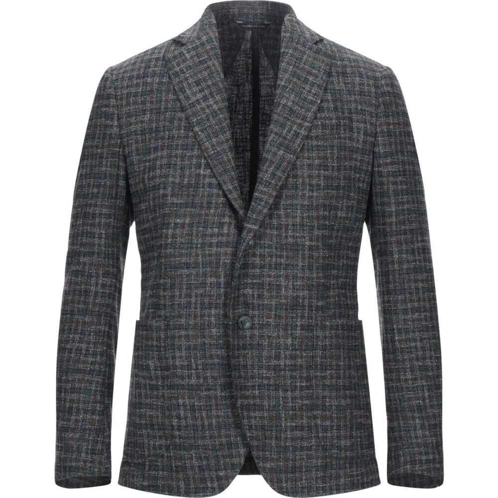 アレッサンドロ デラクア ALESSANDRO DELL'ACQUA メンズ スーツ・ジャケット アウター【blazer】Grey