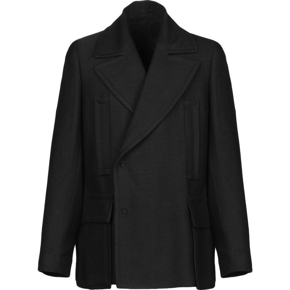 アンドゥムルメステール ANN DEMEULEMEESTER メンズ コート アウター【coat】Black