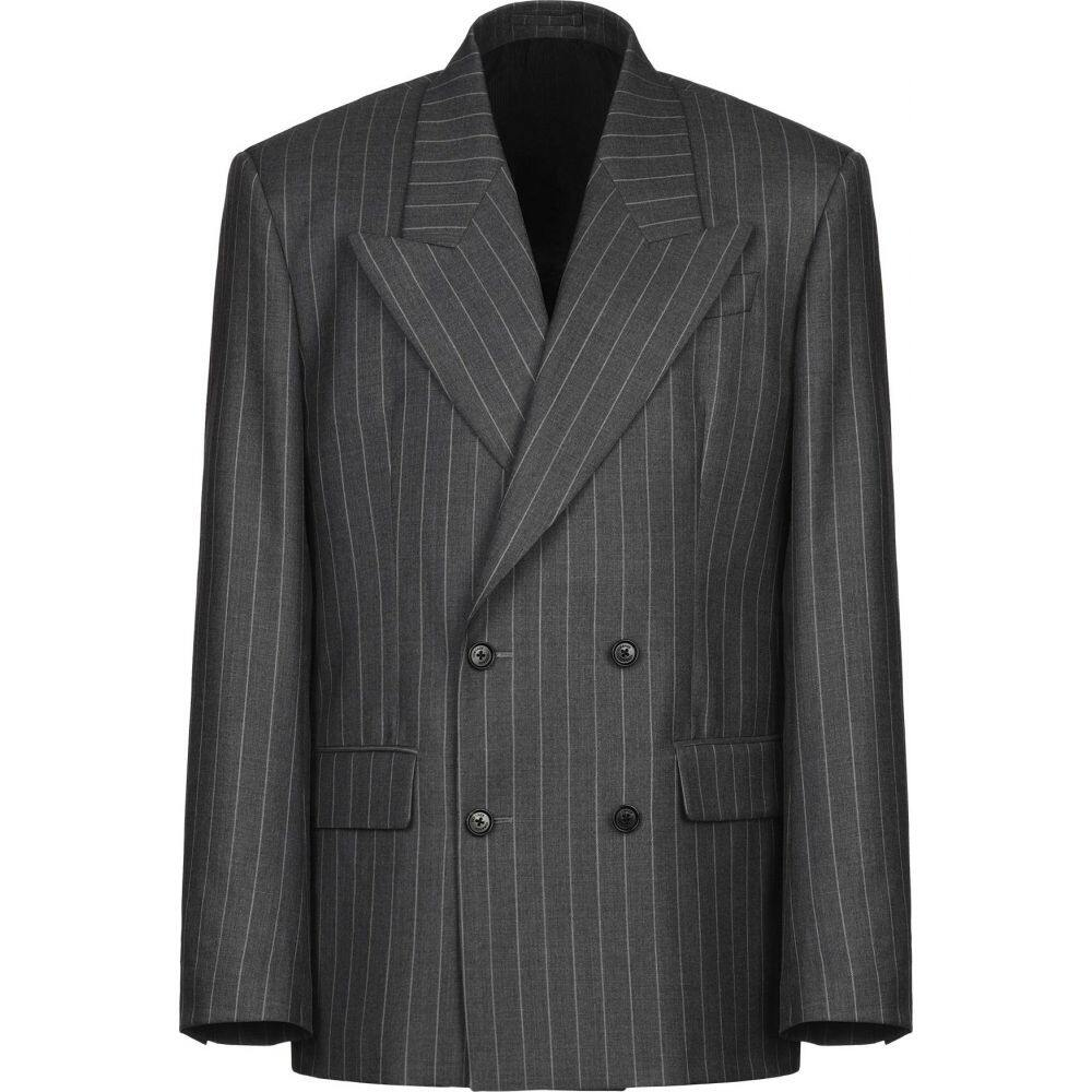 ヴェルサーチ VERSACE メンズ スーツ・ジャケット アウター【blazer】Grey