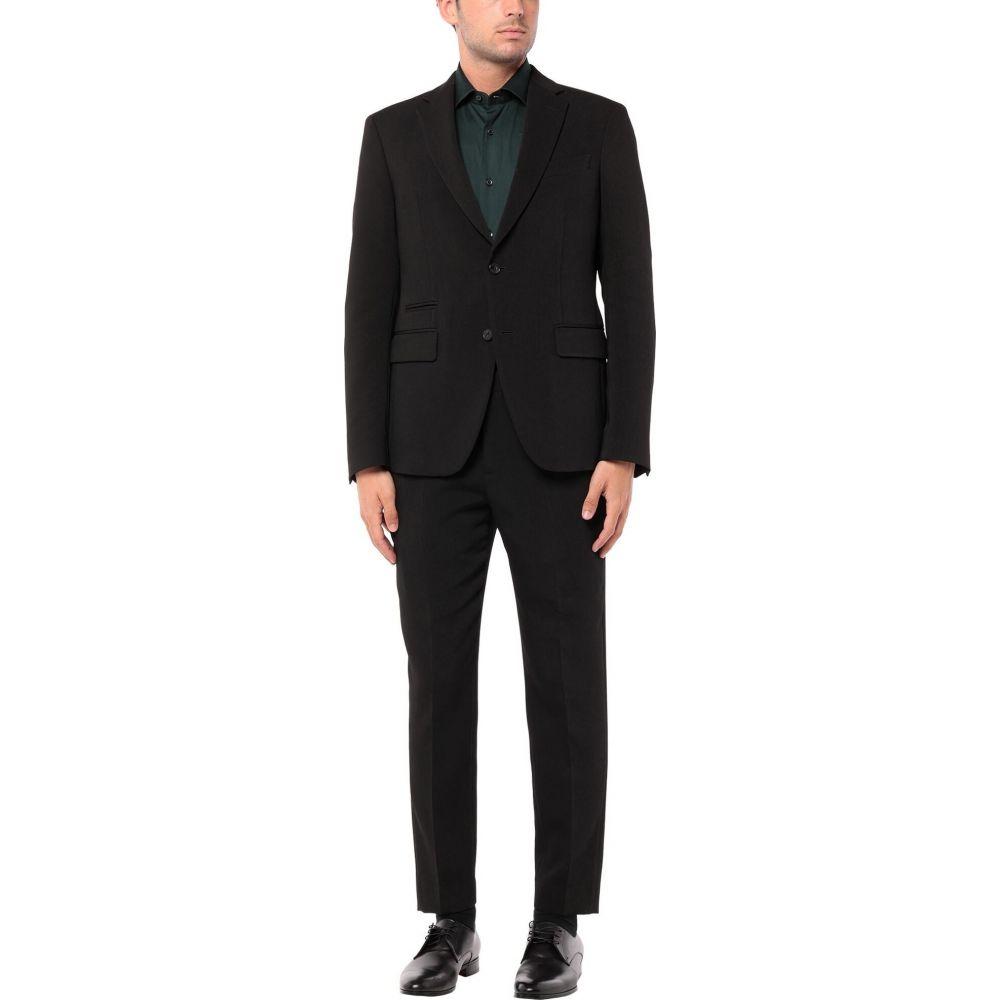 ヴェルサーチ VERSACE COLLECTION メンズ スーツ・ジャケット アウター【Suit】Black