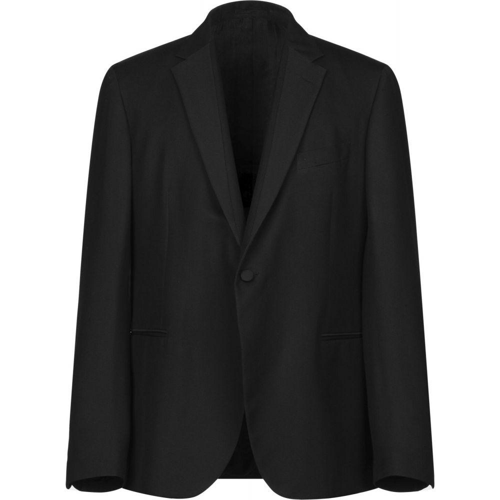 ヴェルサーチ VERSACE メンズ スーツ・ジャケット アウター【blazer】Black