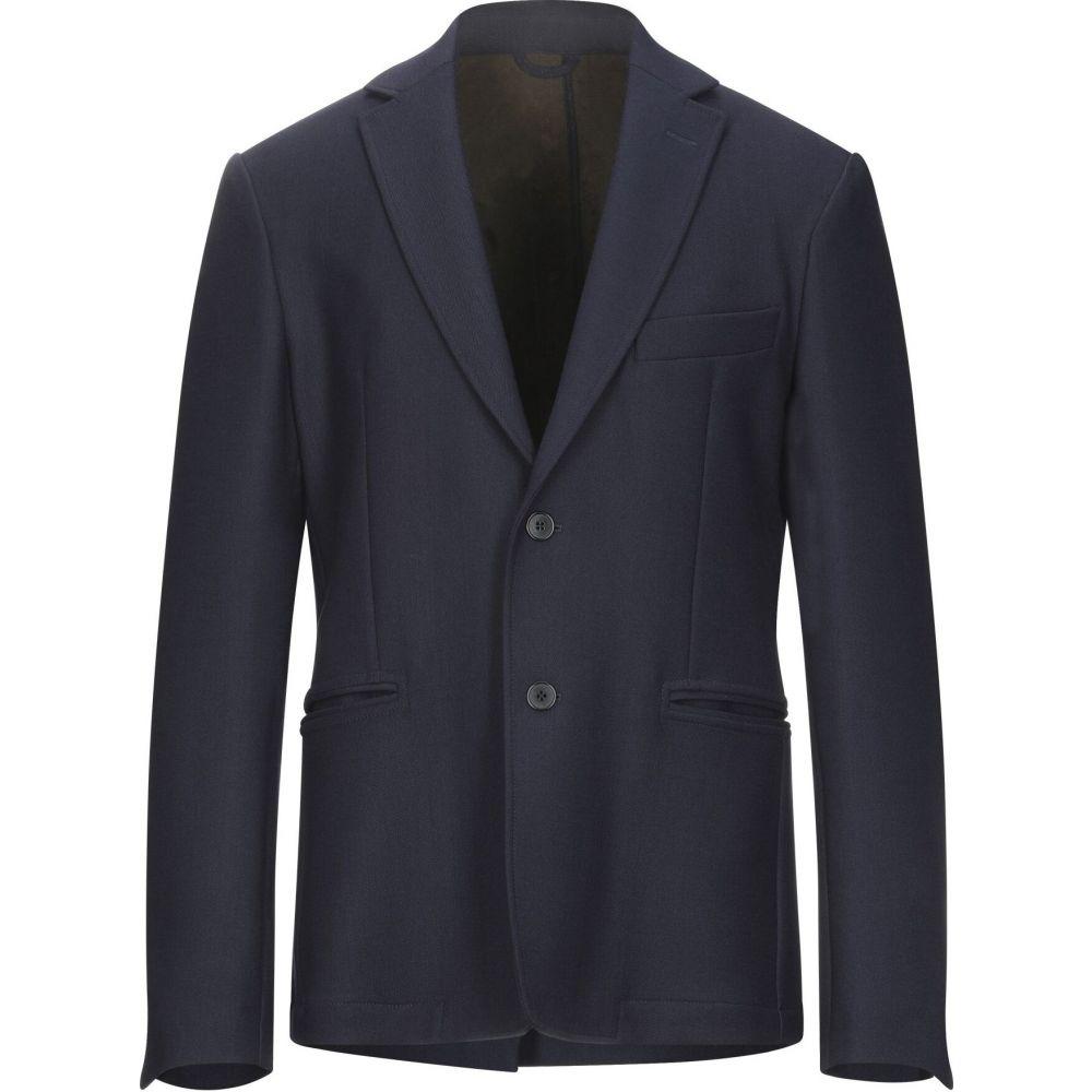 ヴェルサーチ VERSACE COLLECTION メンズ スーツ・ジャケット アウター【blazer】Dark blue