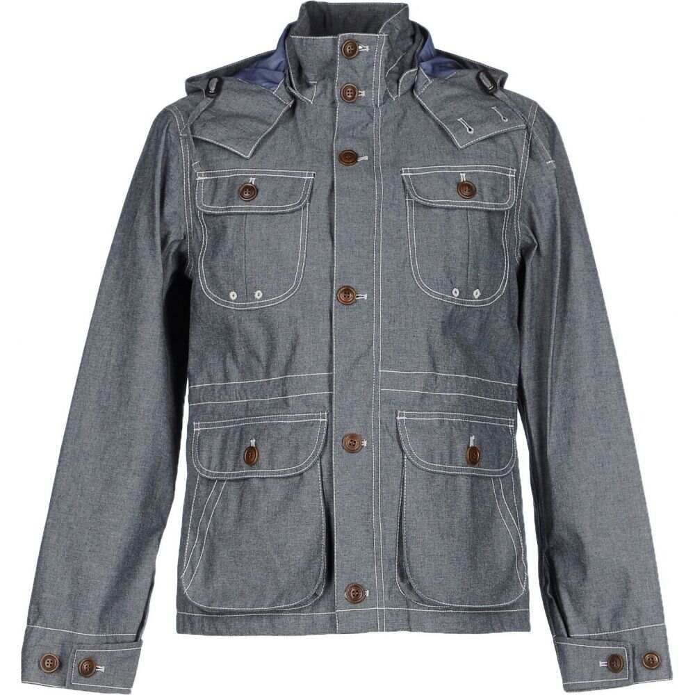 ウールリッチ WOOLRICH メンズ ジャケット Gジャン アウター【denim jacket】Blue