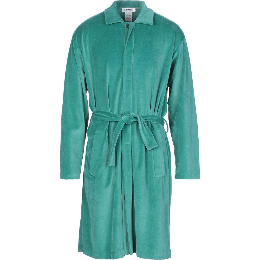 ウミット ベナン UMIT BENAN メンズ コート アウター【full-length jacket】Green