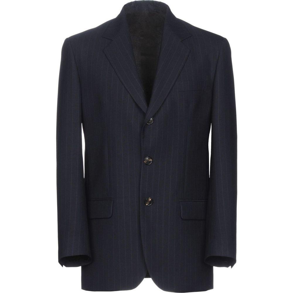 ウミット ベナン UMIT BENAN メンズ スーツ・ジャケット アウター【blazer】Dark blue