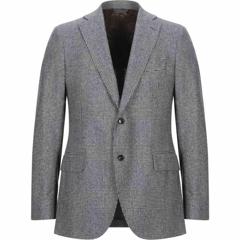 ウンガロ UNGARO メンズ スーツ・ジャケット アウター【blazer】Black