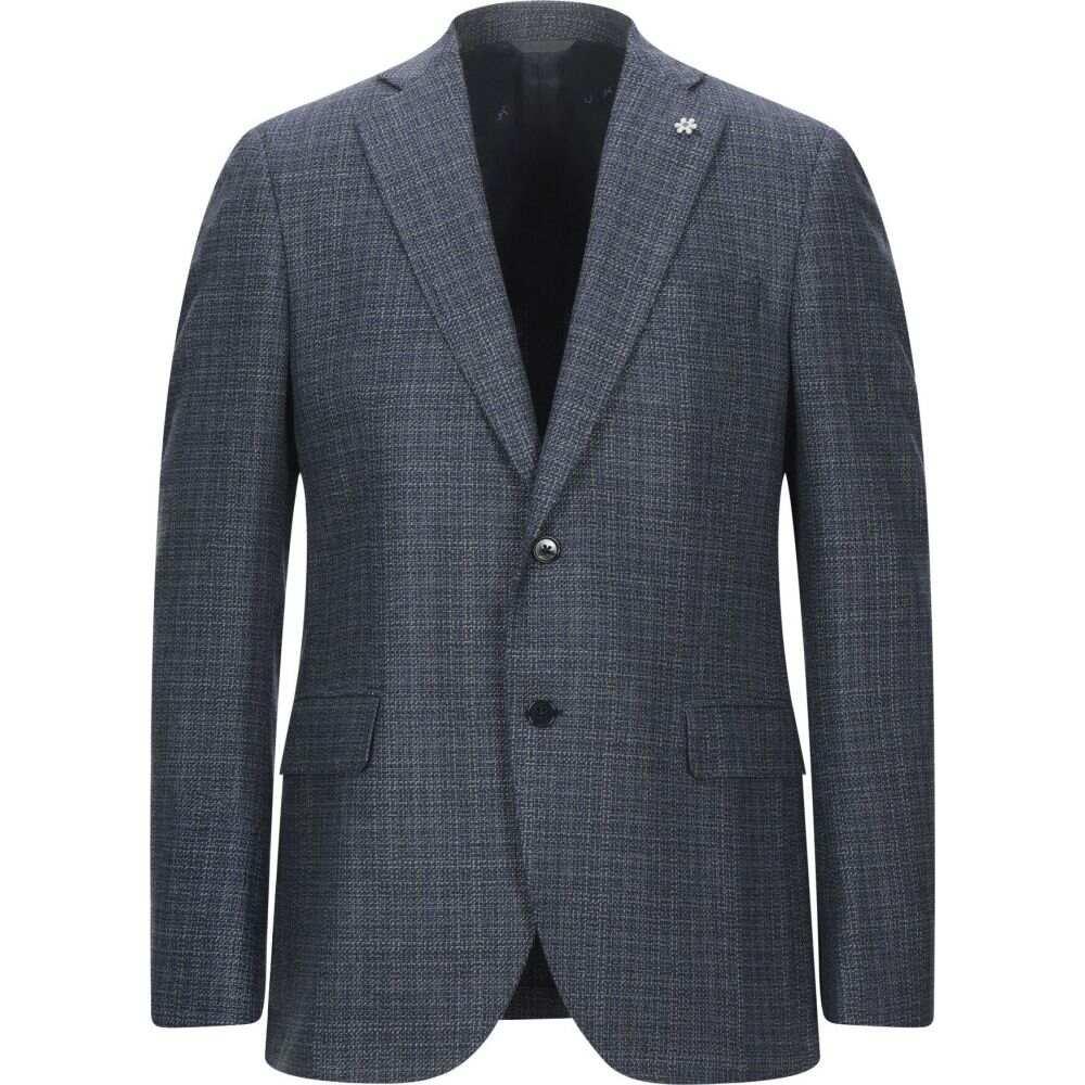 ウンガロ UNGARO メンズ スーツ・ジャケット アウター【blazer】Dark blue