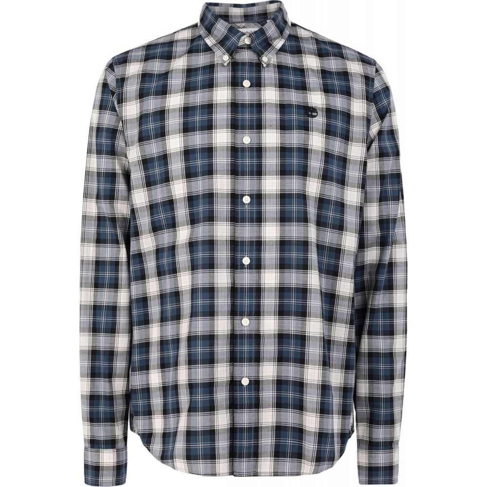 ティンバーランド TIMBERLAND メンズ シャツ トップス【checked shirt】Blue