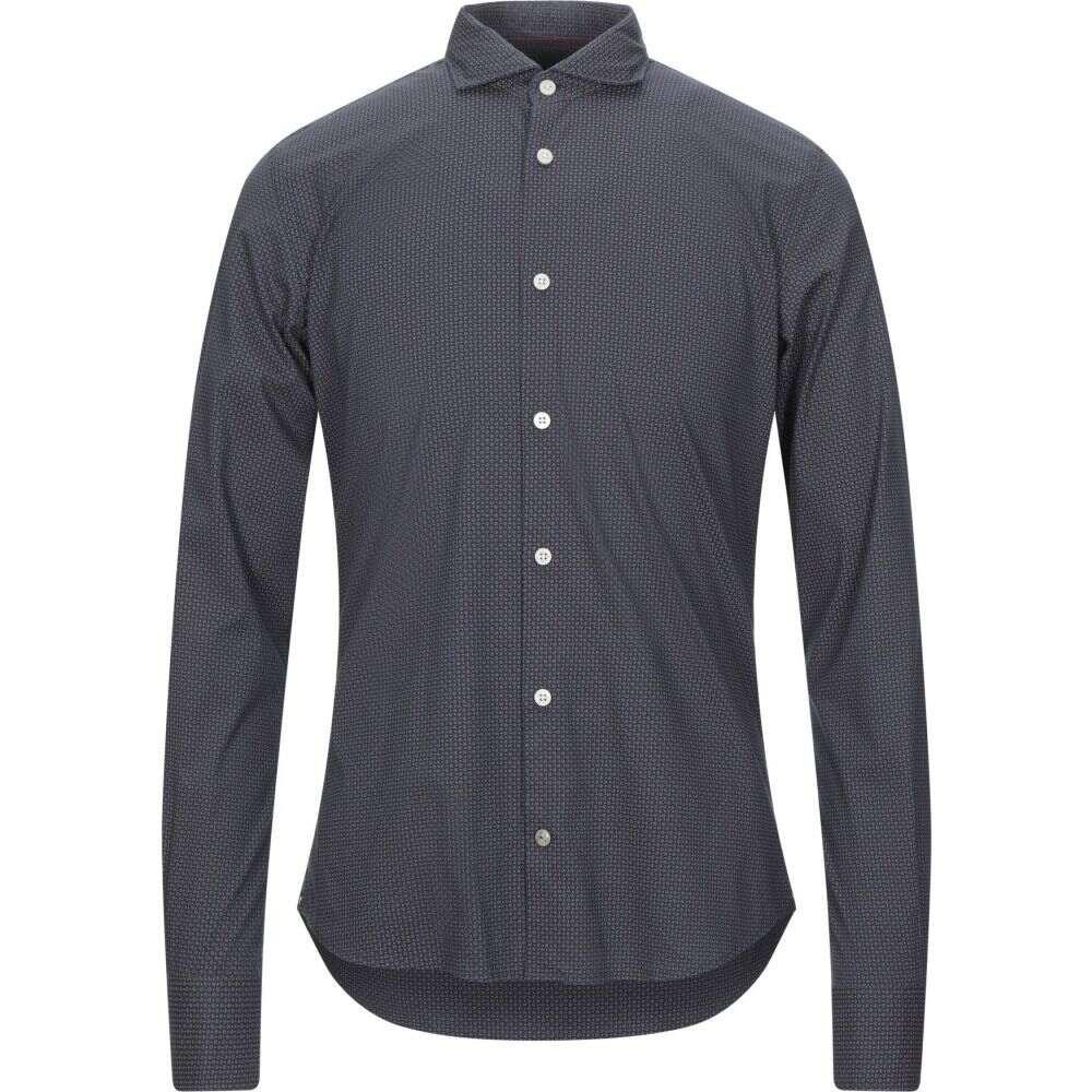 イエスズィー バイ エッセンツァ YES ZEE by ESSENZA メンズ シャツ トップス【checked shirt】Dark blue