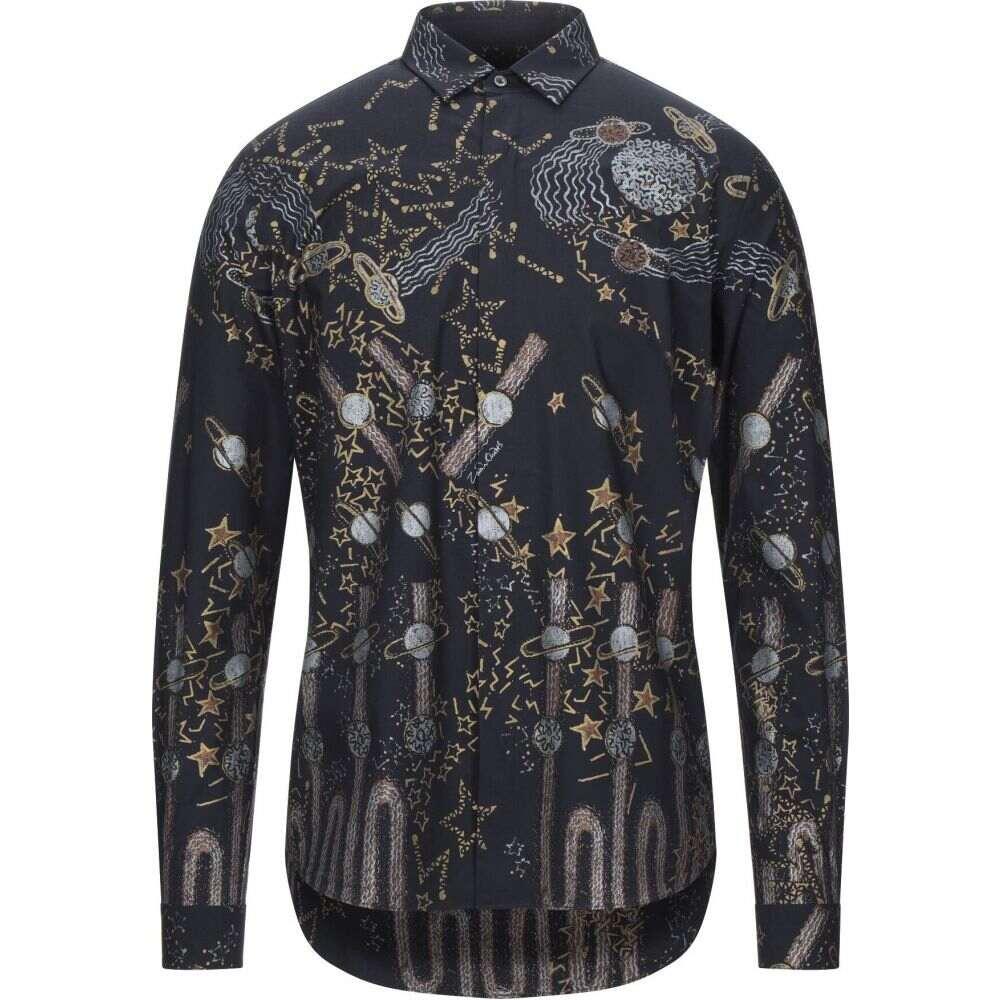ヴァレンティノ VALENTINO メンズ シャツ トップス【patterned shirt】Dark blue