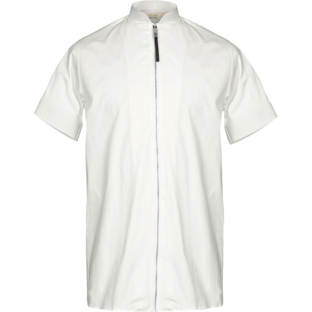アリクス 1017 ALYX 9SM メンズ シャツ トップス【solid color shirt】White