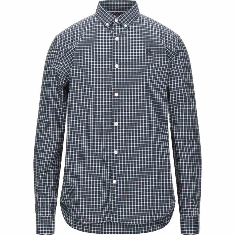 ティンバーランド TIMBERLAND メンズ シャツ トップス【checked shirt】Dark blue