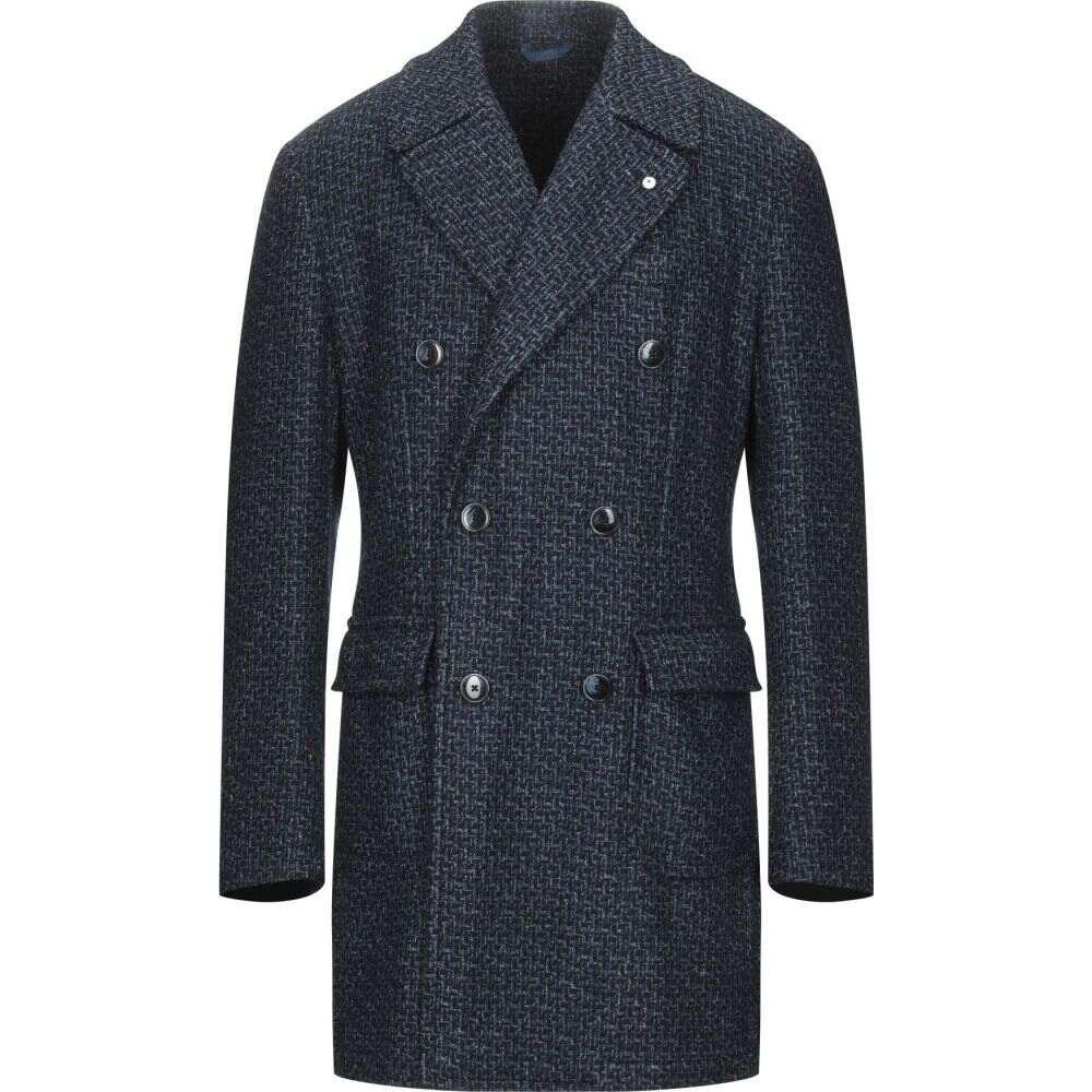 エルビーエム1911 L.B.M. 1911 メンズ コート アウター【coat】Blue
