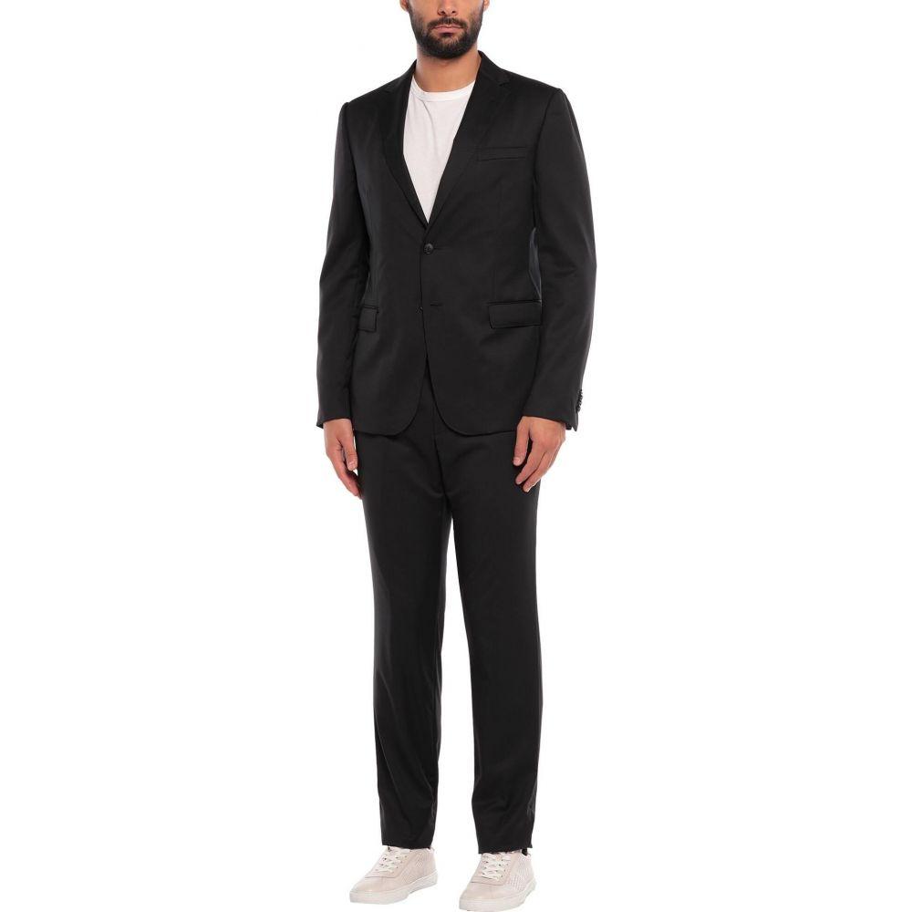 ZZEGNA メンズ スーツ・ジャケット アウター【Suit】Black