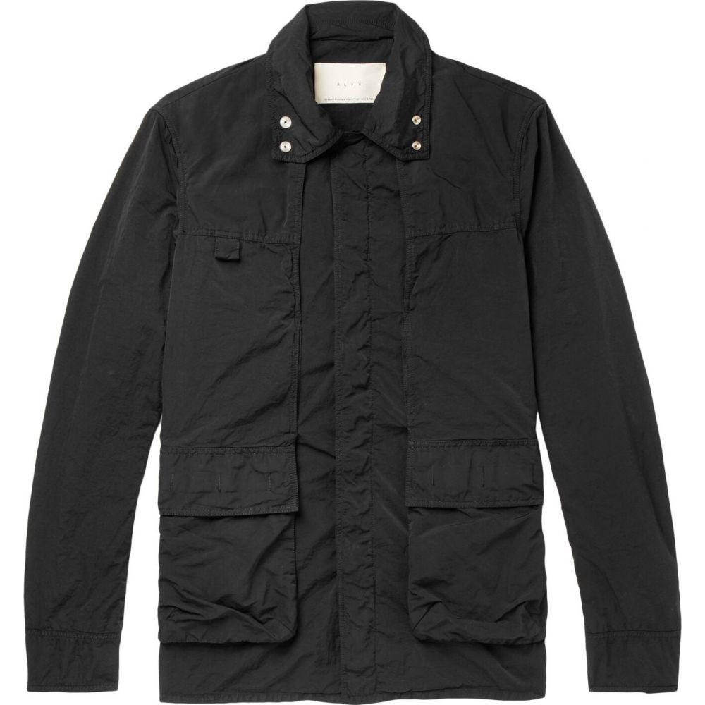 贅沢品 アリクス アリクス 1017 ALYX 9SM ALYX アウター【jacket】Black メンズ ジャケット アウター【jacket】Black, 週間売れ筋:d6d94e9f --- experiencesar.com.ar