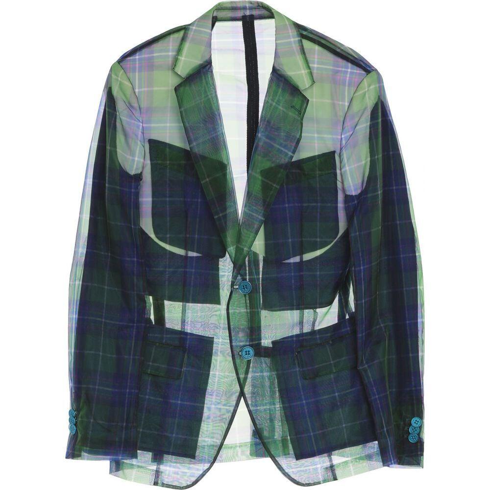 数量は多い  ダーク ビッケンバーグ ビッケンバーグ DIRK アウター【blazer】Green BIKKEMBERGS メンズ スーツ ダーク・ジャケット アウター【blazer】Green, Alevel(エイレベル):5e1ed924 --- experiencesar.com.ar
