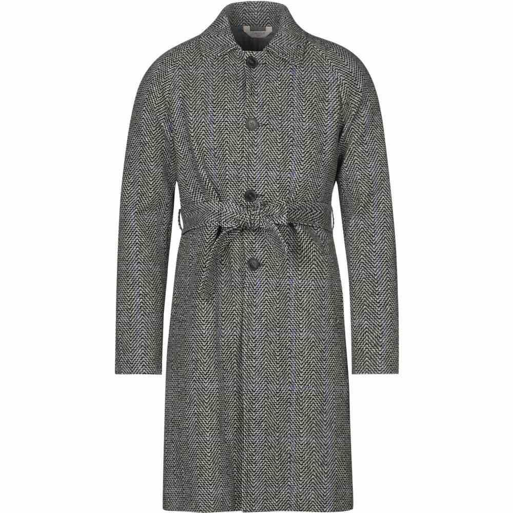 人気アイテム チルコロ1901 CIRCOLO 1901 メンズ コート アウター【coat】Black, Meihua 02843dbe