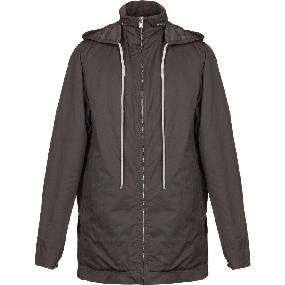 100%本物 ダークシャドウ DRKSHDW grey by RICK OWENS メンズ ジャケット アウター アウター【jacket】Steel OWENS【jacket】Steel grey, 風間浦村:feb7462f --- experiencesar.com.ar