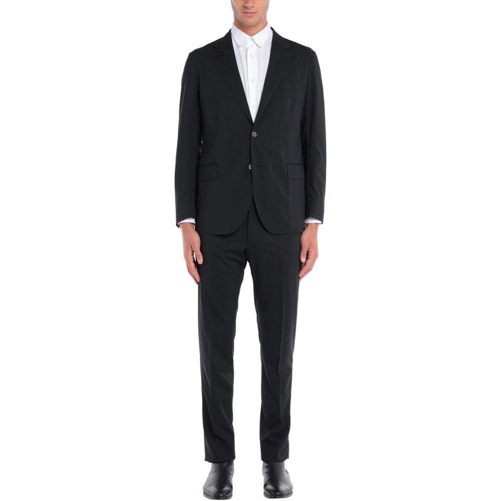 セール 登場から人気沸騰 トンボリーニ TOMBOLINI メンズ スーツ・ジャケット アウター【Suit】Black, プロプレイス 1bd42c0d