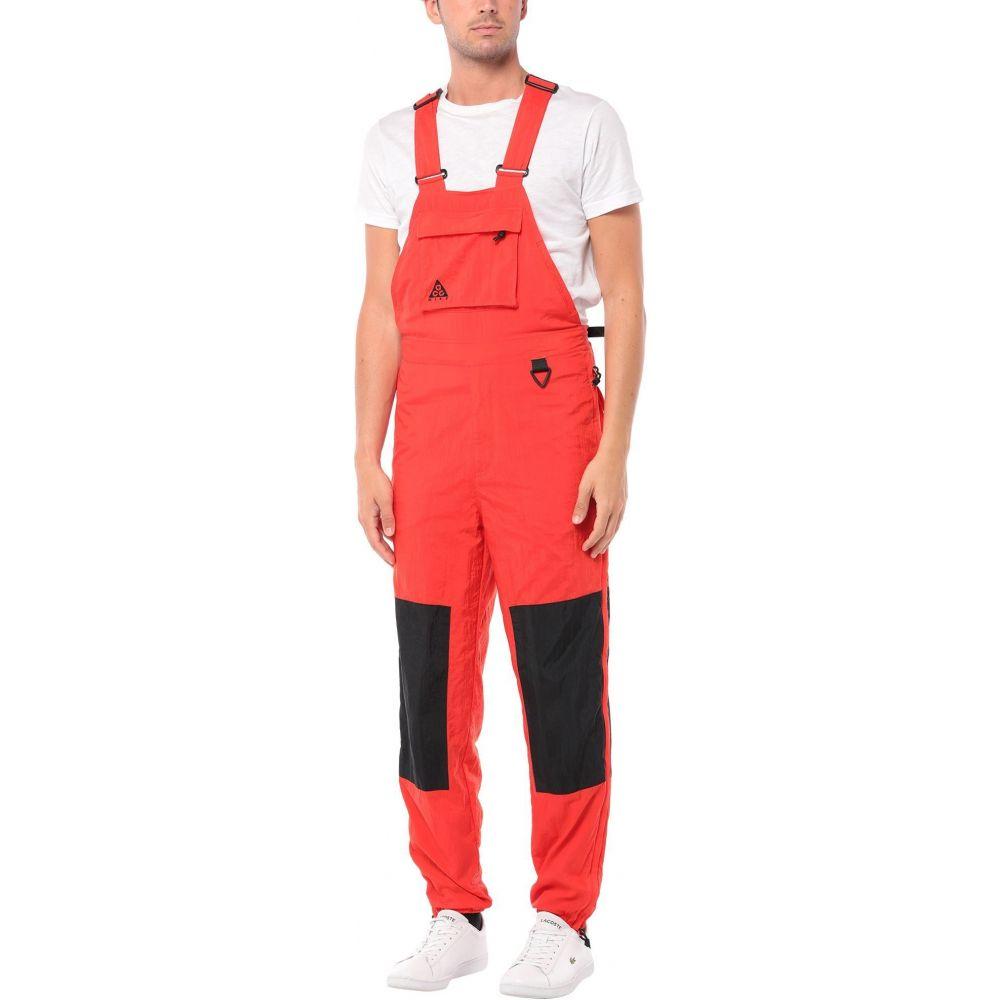 ナイキ NIKE メンズ オーバーオール ボトムス・パンツ【overalls】Orange