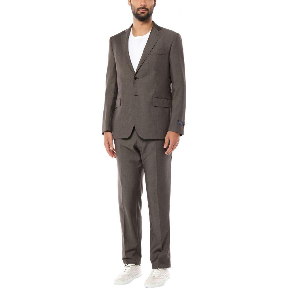 人気の トンボリーニ TOMBOLINI brown メンズ スーツ TOMBOLINI・ジャケット アウター スーツ・ジャケット【Suit】Dark brown, 【DAORA】ダオラ:c4a73502 --- experiencesar.com.ar