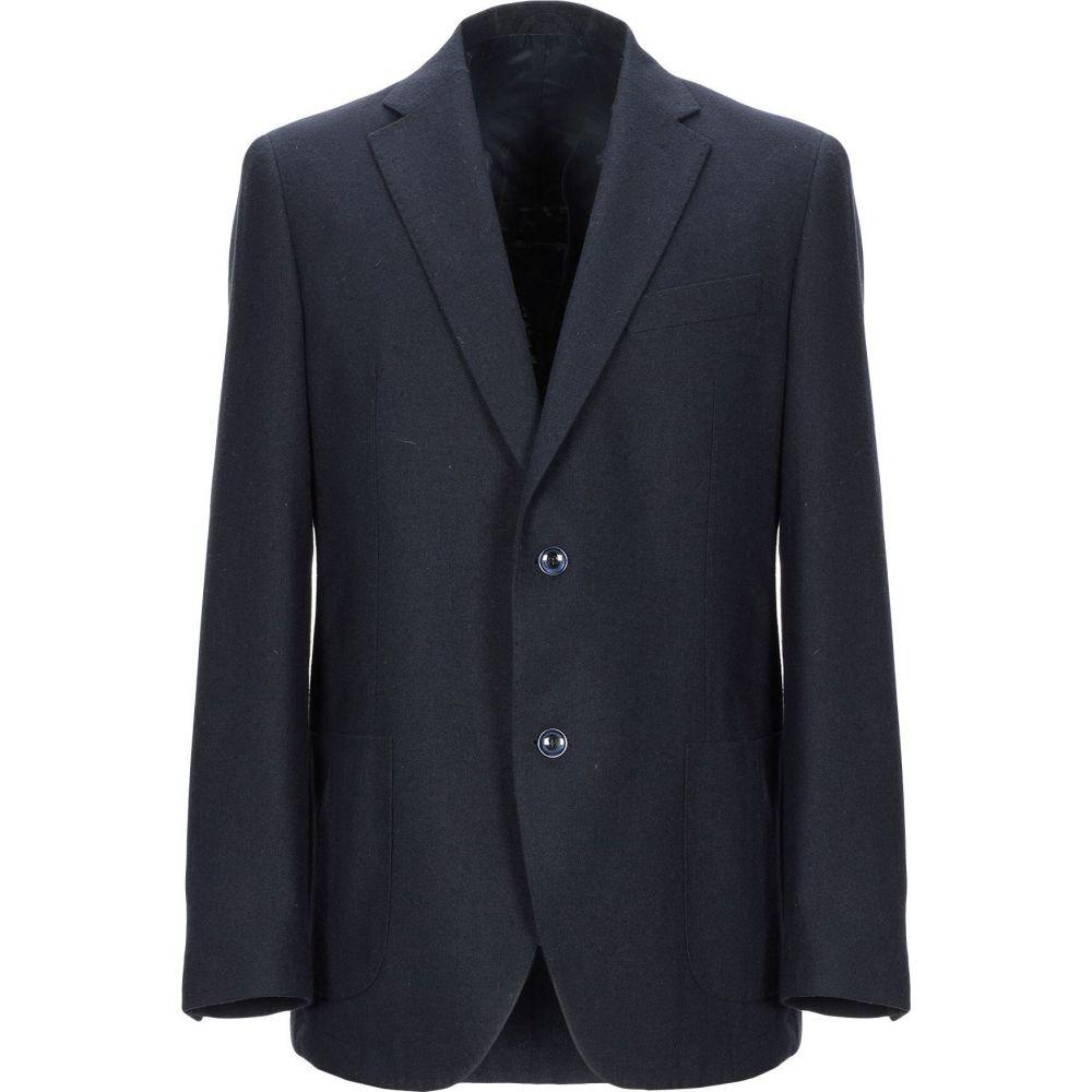HERMAN & メンズ サンズ SONS & スーツ・ジャケット blue ハーマン アウター【blazer】Dark