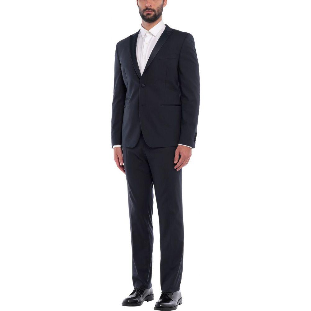 <title>パオローニ メンズ アウター 超激得SALE スーツ ジャケット Dark blue サイズ交換無料 PAOLONI Suit</title>