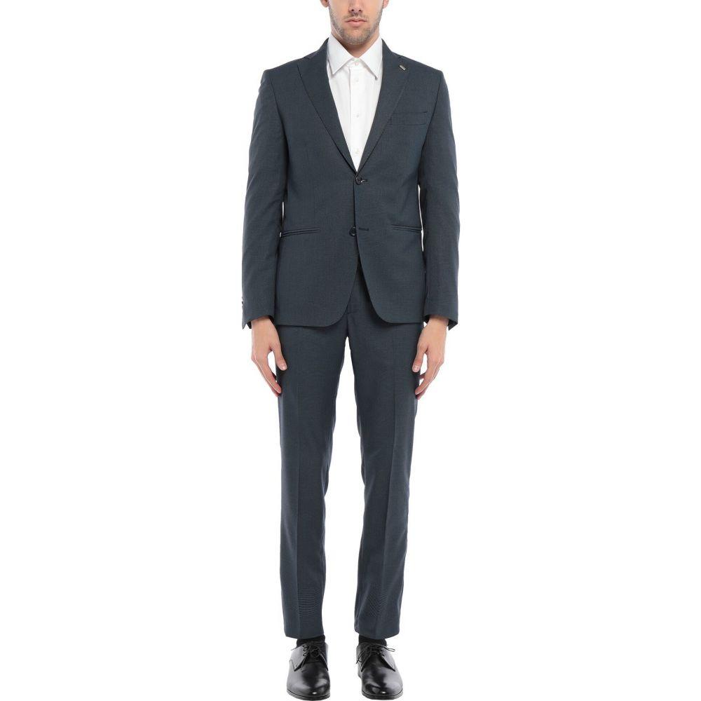 <title>バルバッティ メンズ アウター スーツ ジャケット Dark blue 大特価!! サイズ交換無料 BARBATI Suit</title>