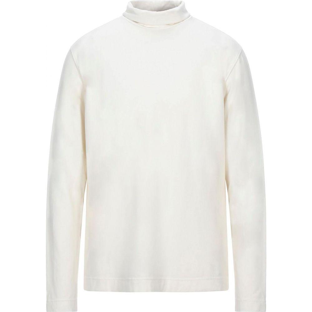チルコロ1901 CIRCOLO 1901 メンズ Tシャツ トップス【t-shirt】Ivory