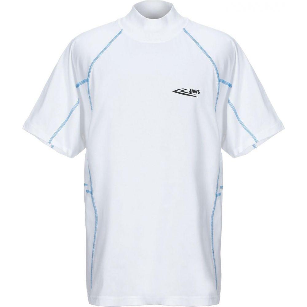 カルバンクライン CALVIN KLEIN 205W39NYC メンズ Tシャツ トップス【t-shirt】White