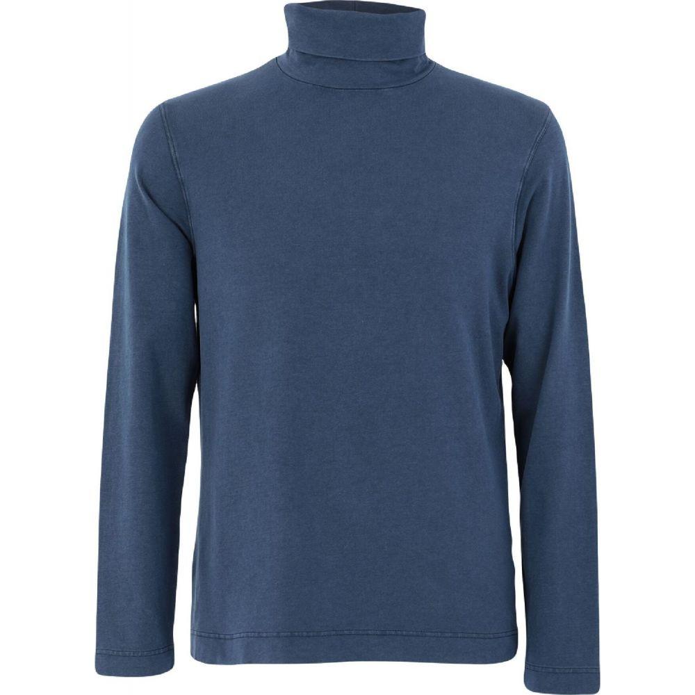 チルコロ1901 CIRCOLO 1901 メンズ Tシャツ トップス【t-shirt】Blue