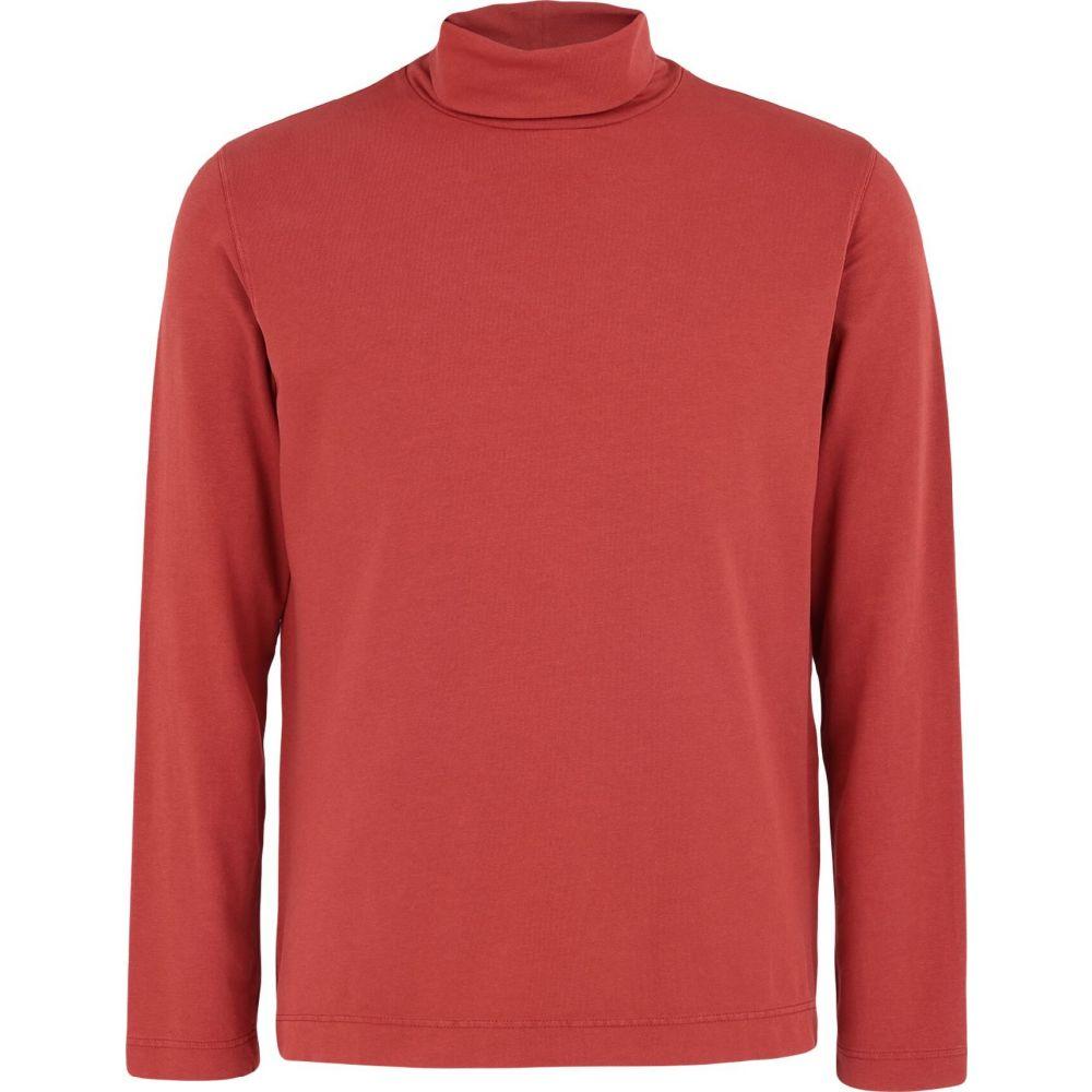 チルコロ1901 CIRCOLO 1901 メンズ Tシャツ トップス【t-shirt】Brick red