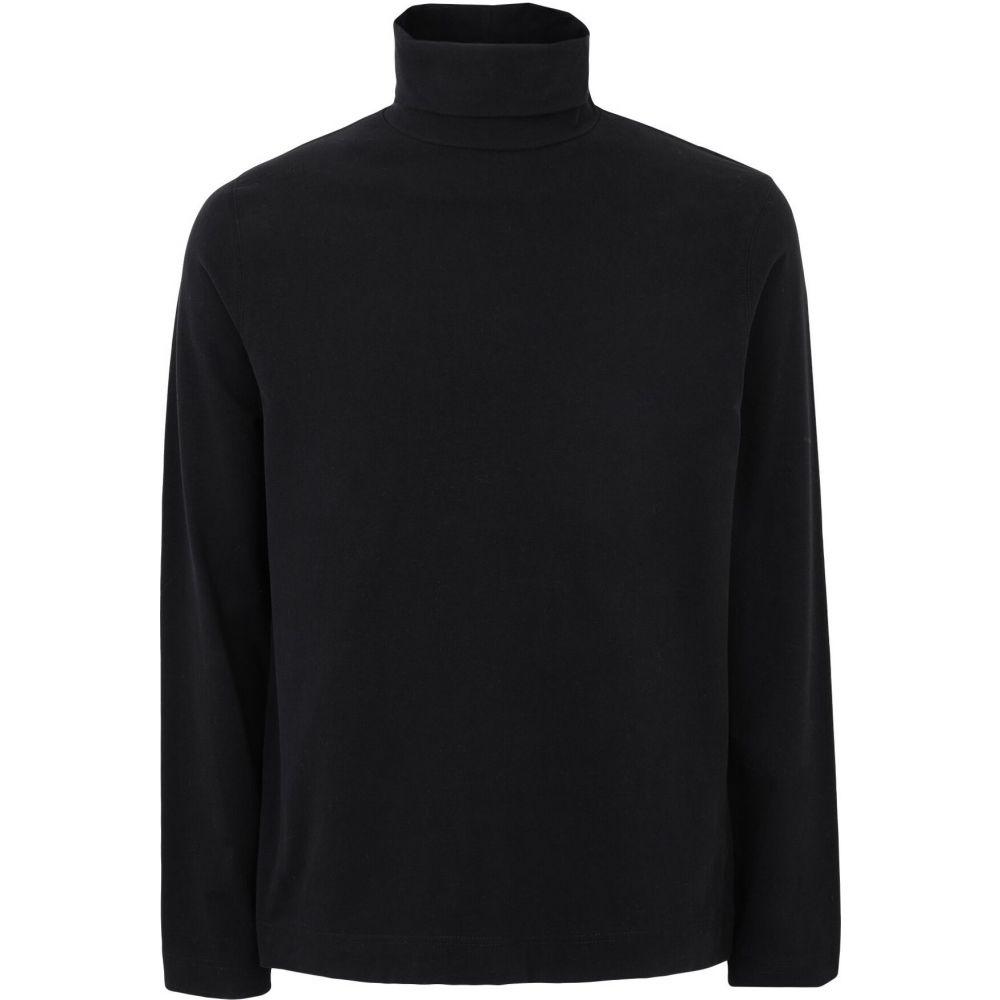 チルコロ1901 CIRCOLO 1901 メンズ Tシャツ トップス【t-shirt】Black