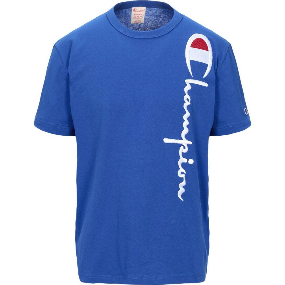 チャンピオン CHAMPION メンズ Tシャツ トップス【t-shirt】Bright blue