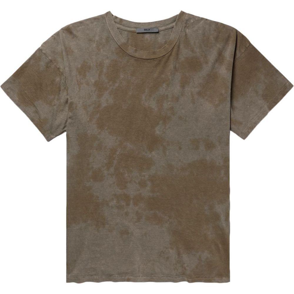 ビリー BILLY メンズ Tシャツ トップス【t-shirt】Khaki