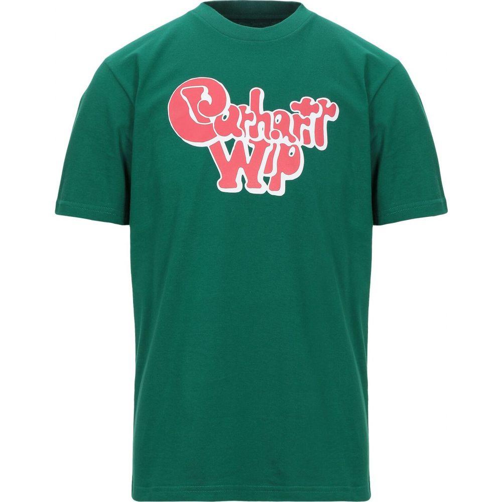 カーハート CARHARTT メンズ Tシャツ トップス【t-shirt】Green