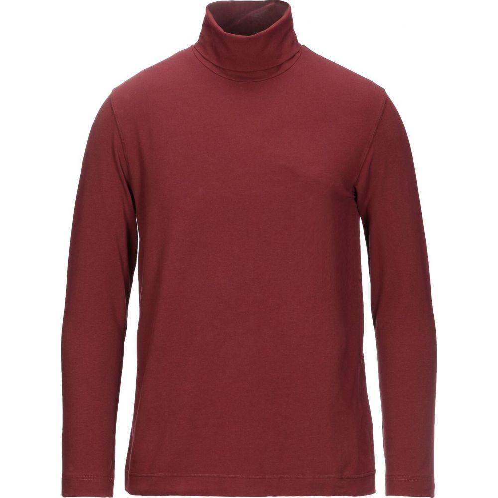 チルコロ1901 CIRCOLO 1901 メンズ Tシャツ トップス【t-shirt】Maroon