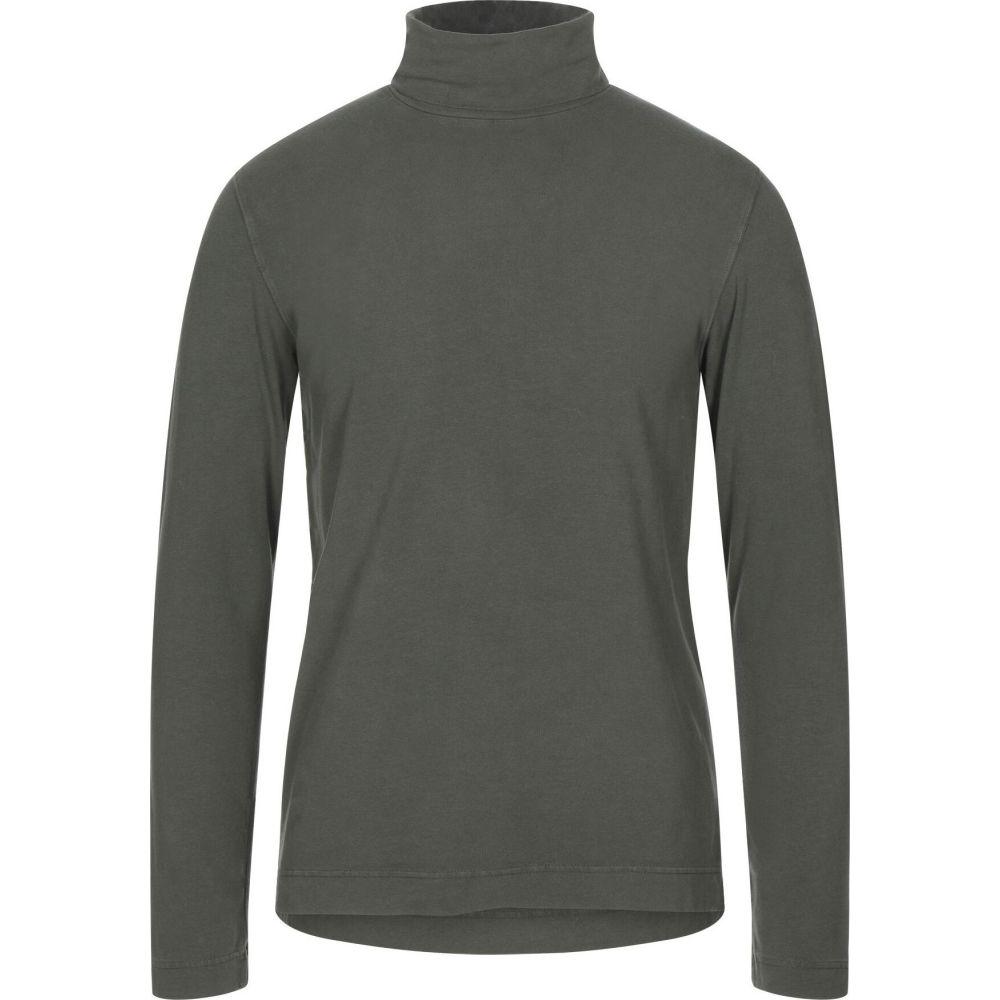 チルコロ1901 CIRCOLO 1901 メンズ Tシャツ トップス【t-shirt】Military green