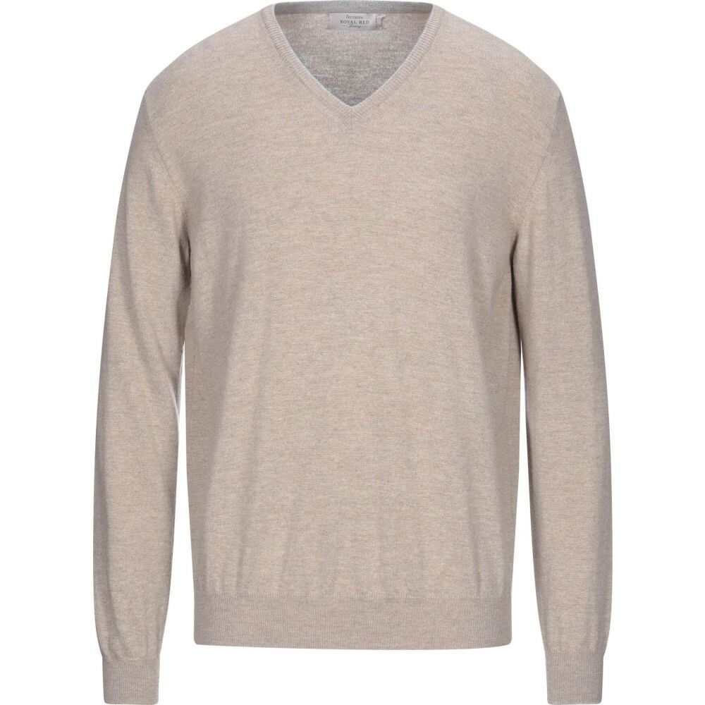 フェランテ 激安超特価 メンズ 新色追加して再販 トップス ニット セーター sweater FERRANTE サイズ交換無料 Sand