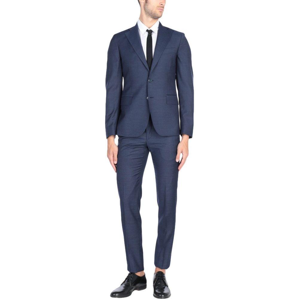 最高品質の ブライアン デールズ BRIAN BRIAN DALES メンズ blue スーツ・ジャケット アウター アウター【Suit】Dark【Suit】Dark blue, たなかや:c57ead3c --- experiencesar.com.ar