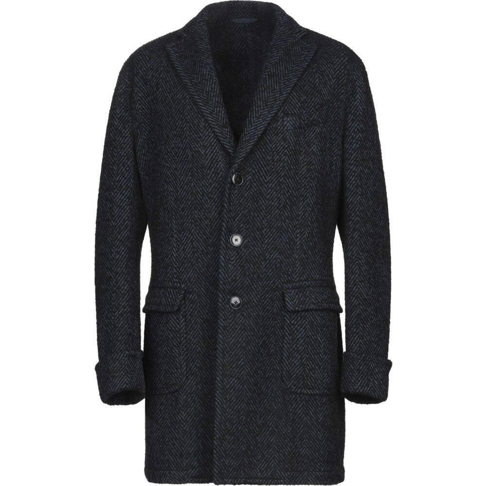 訳あり ブランド BRANDO ブランド メンズ コート blue アウター メンズ【coat】Dark blue, 富田林市:a6d4fe2e --- experiencesar.com.ar